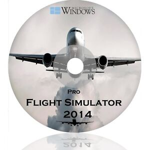 Flightgear Flight Simulator Pro Software Package - 2013 Deluxe Edition Gear X
