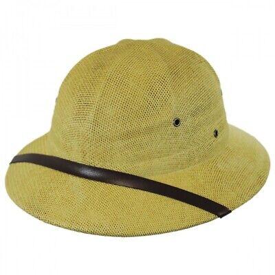 Village Hat Shop Toyo Straw Pith Helmet - Toyo Hat