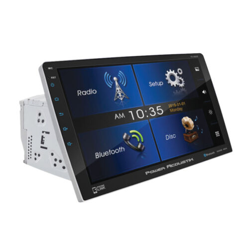 "Power Acoustik PD-1060HB 2 Din 10.6"" DVD/CD Player Bluetooth Android Phone Link"