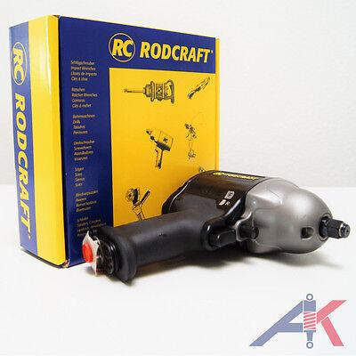 """Schlagschrauber RODCRAFT RC2282Xi 1/2"""" 900Nm max. Lösemoment Premium Qualität"""