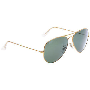 0a81963865f1 Ray-Ban Aviator Non-Polarized Sunglasses - RB3025 for sale online