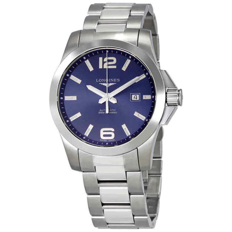Longines-Conquest-Automatic-Blue-Dial-Men-43mm-Watch-L37784966
