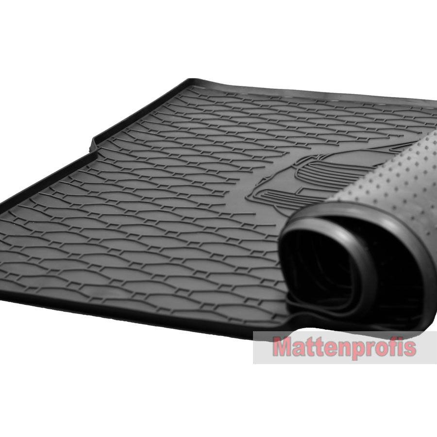 Passgenau Kofferraumwanne geeignet f/ür VW Passat B8 Variant//Kombi ab 2014 ideal angepasst schwarz Kofferraummatte