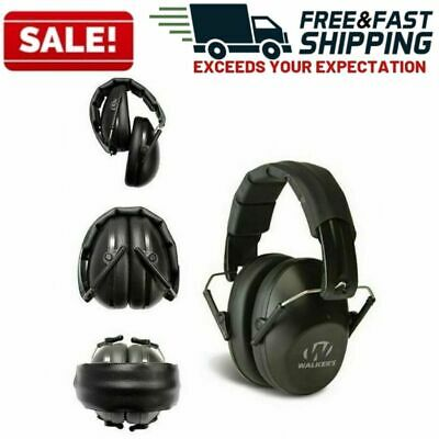Noise Reduction Safety Ear Muffs Hearing Protection Gun Shooting Hunting Sports