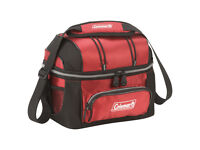 Coleman 6 Can Soft Cooler with Removable Hard Liner