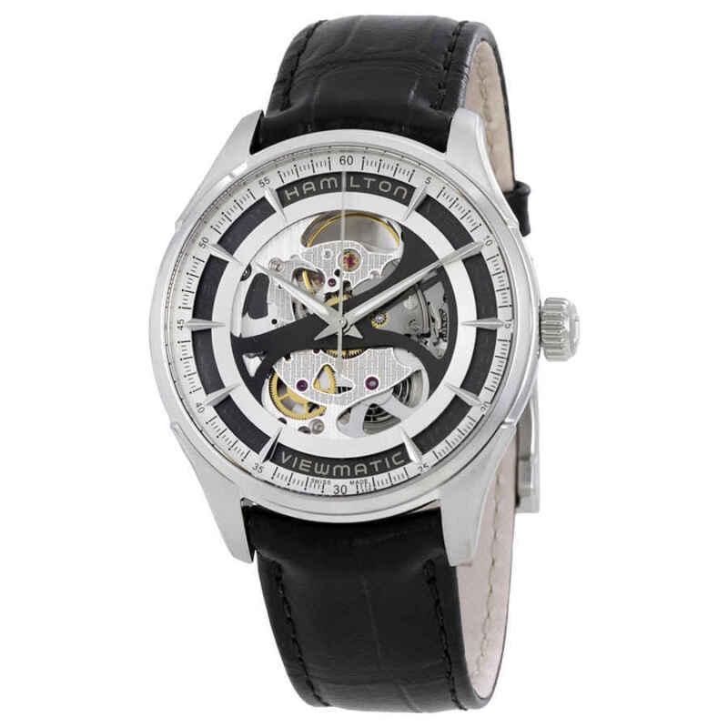 Hamilton Jazzmaster Viewmatic Automatic Men Watch H42555751