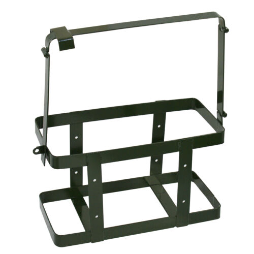 Jerry Can 5 Gallon 20L Gas Gasoline Fuel Army Backup Metal Steel Tank Holder Business & Industrial