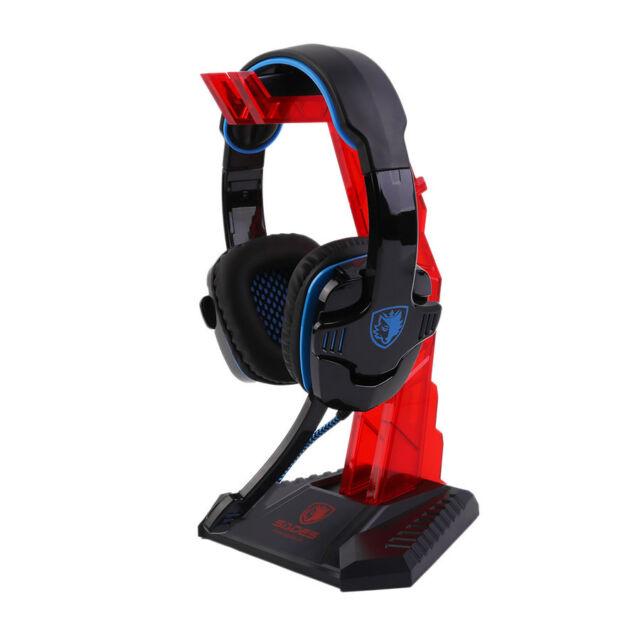 Universal Gaming Gamer Headphone Headset Hanger Bracket Holder Rack Stand F#