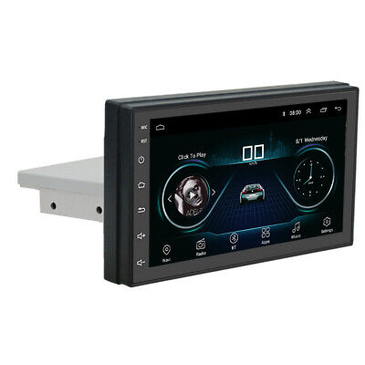 """7"""" Android 8.1 Car Radio GPS Navigation Audio Stereo Multimedia MP5 Player Kit for sale  Shipping to United Kingdom"""