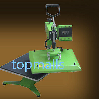 Hyperbaric Shaking Head T-shirt Transfer Heat Press Machine16x24