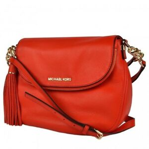 Michael Kors leather bedford crossbody bag