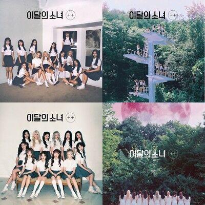 Monthly Girl Loona-[+ +]Mini Album Normal Random CD+Booklet+PhotoCard+Gift