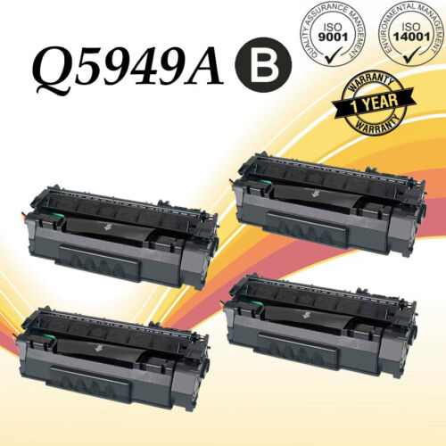 1-Pack//Pk Q5949A Toner for HP fo 49A LaserJet 1160 1320 1320n 1320t 1320tn 3390