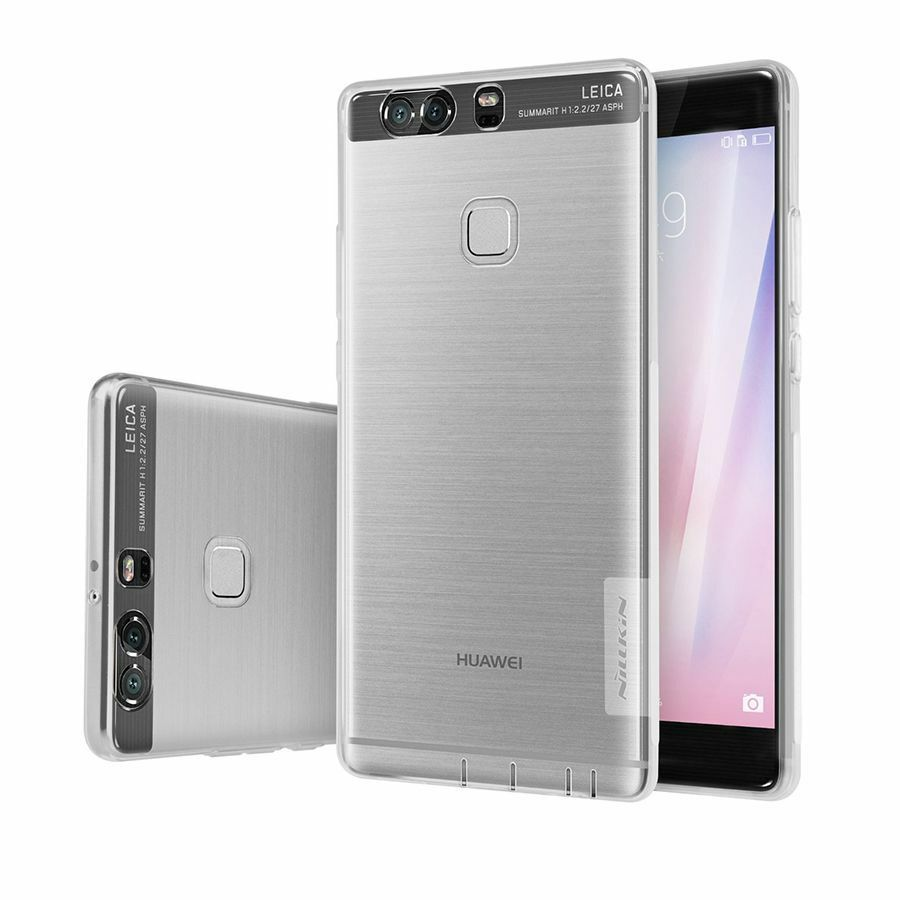 the best attitude 30141 77bf7 Details about Case NILLKIN NATURE for HUAWEI P9 - CLEAR