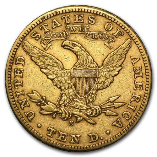 Купить US Mint - $10 Liberty Gold Eagle XF (Random Year) - SKU #160047