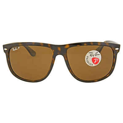 Ray Ban RB4147 Polarized Brown Classic B-15 Sunglasses RB4147 710/57 (Ray Ban Rb4147 60)