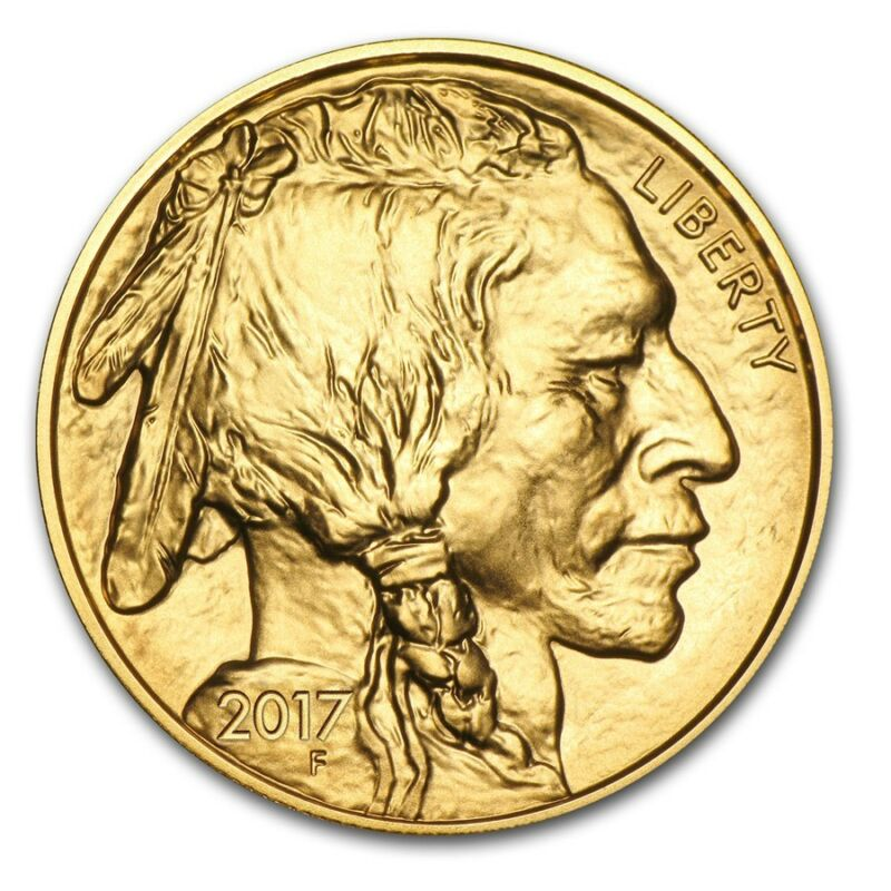 2017 1 oz Gold Buffalo Brilliant Uncirculated - SKU #118011