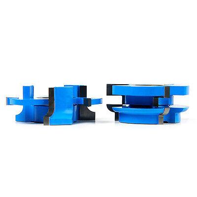 Amana Tool Cabinet Door Cope Stick Shaper Cutters Sc440