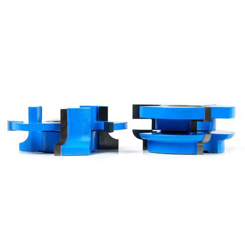 Amana Tool Cabinet Door Cope & Stick Shaper Cutters SC440
