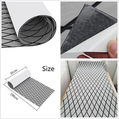 190*35cm EVA Foam 6mm Thickness Car SUV Deluxe Flooring Mat Decoration Sheet Pad