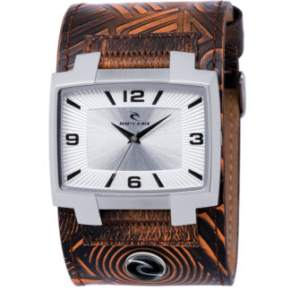 As new Rip Curl tooled leather analogue watch South Yarra Stonnington Area Preview