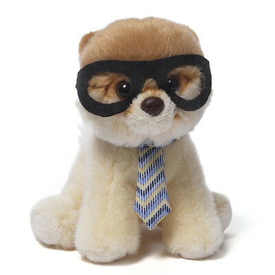 Itty Bitty Boo Worlds Cutest Dog Nerdy Plush Animal Gund 4035931 New