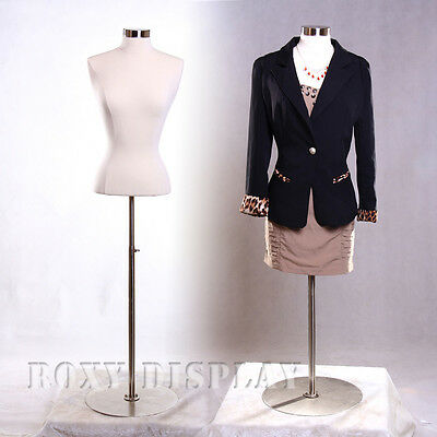 Female Small Size Mannequin Manequin Manikin Dress Form Fbswbs-04