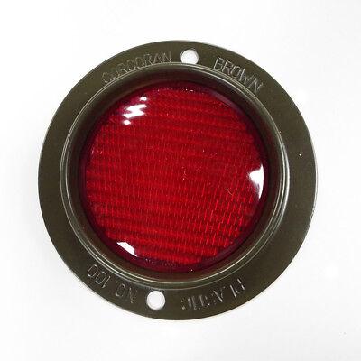 Joe's Motor Pool Corcoron Brown Reflector for Willys MB