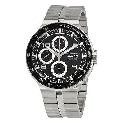 Porsche Design P'6351 Flat Six Chronograph Automatic Mens Watch 6360.42.44.0276