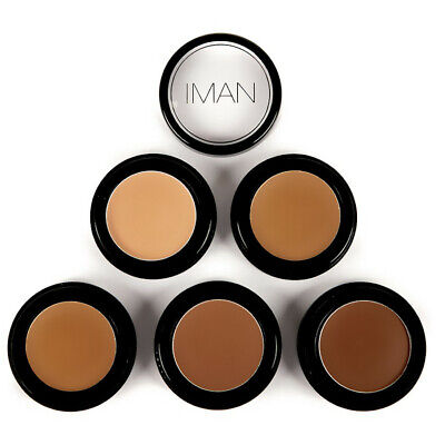 IMAN Second To None Cover Cream 5g - **CHOOSE YOUR SHADE** (LIMITED STOCK)