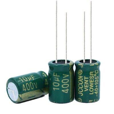 250pcs Radial Electrolytic Capacitor Kit