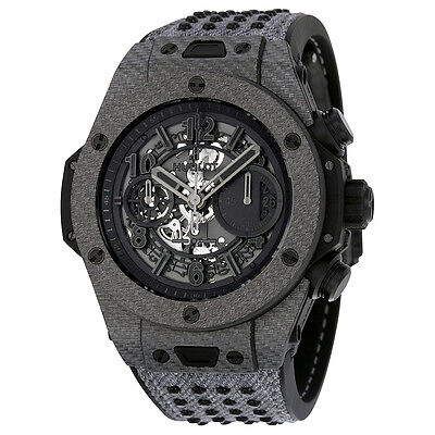 Hublot Big Bang Limited Edition UNICO Skeleton Dial Watch