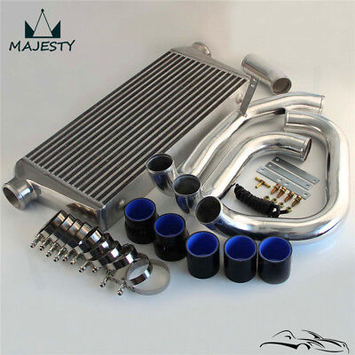 Used, FMIC Intercooler w/ Pipe Piping Kit For Skyline R32 R33 R34 GTST RB20 RB25DET BK for sale  China