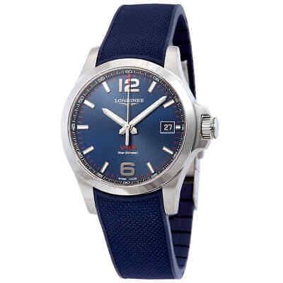 Longines Conquest VHP Blue Dial Men's Watch L37164969
