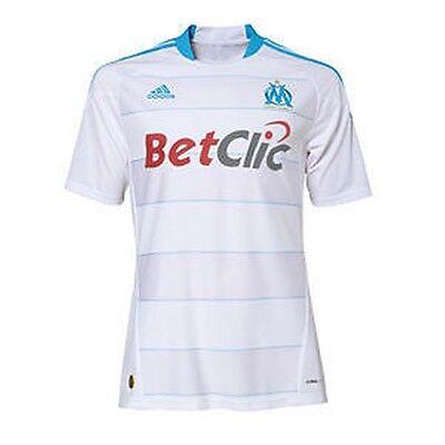 1658 Talla L Olympique Marsella De Marseille Maillot Camiseta Shirt