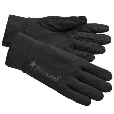 Pinewood Thin Liner schwarz Handschuhe Jagd Outdoor Forst Wandern