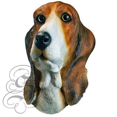 er Realistische Basset Hounds Hochwertig Kostüm (Realistische Tier-kostüme)