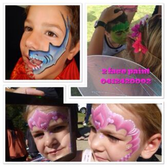 Face paint/balloon twist Mudgeeraba Gold Coast South Preview