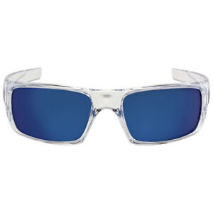 Oakley Crankshaft Sunglasses Polished Clear   Ice Iridium for sale ... fab99199bcc