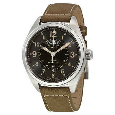 Hamilton Khaki Field Automatic Black Dial Men's Watch H70505833