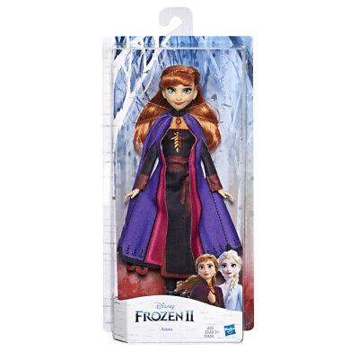 Disney Frozen II Anna Fashion Doll