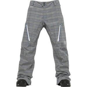 Burton AK 2L Gore Tex snowboard pants like new large pantalons