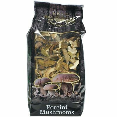 Dried Italian Porcini Mushrooms by Urbani, 1 Lb Bag ()
