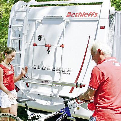 2 er Fiamma Fahrradträger Carry Bike pro Wohnmobil TOP erweiterbar auf 4 Räder (Wohnmobil Fahrradträger)
