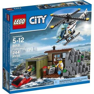 LEGO - CITY - 60131 - L'ILE DES BANDITS