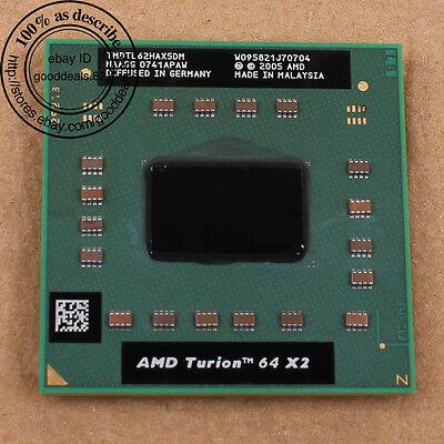 AMD Turion 64 X2 TL-62 - 2.1 GHz (TMDTL62HAX5DM) Dual-Core CPU Prozessor 800 MHz Turion 64 Dual Core