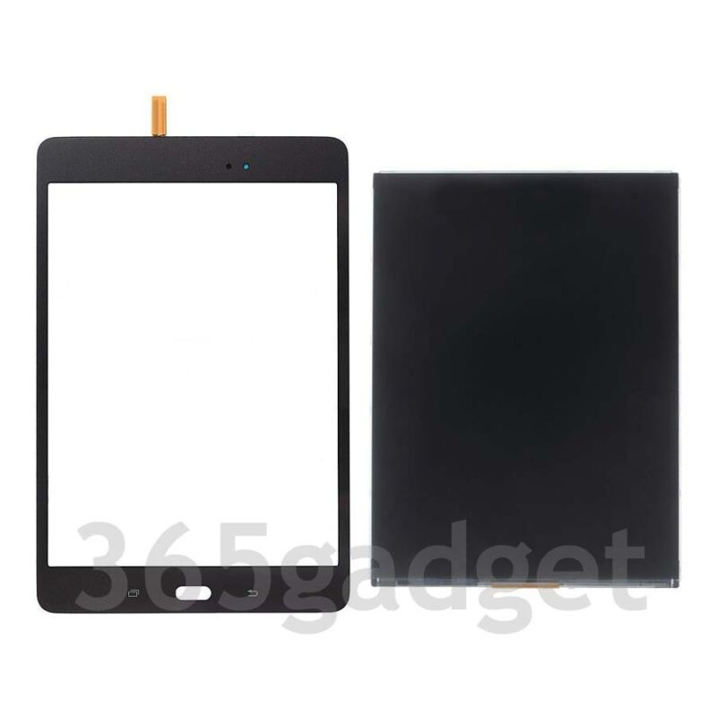 Black Touch Screen Digitizer + LCD Display For Samsung Galaxy Tab A 8.0 SM-T350