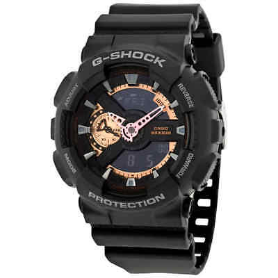 Casio G-Shock Black Dial Resin Men's Watch GA110RG-1A comprar usado  Enviando para Brazil
