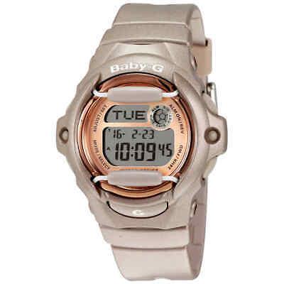 Casio Baby G Beige Ladies Watch BG169G-4CR