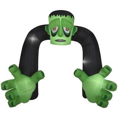 Gemmy Frankenstein Monster Archway Halloween Airblown Inflatable